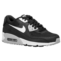 Nike Air Max 90 - Women's - Black / Grey