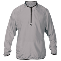 Easton M5 Long Sleeve Cage Jacket - Men's - Grey / Black