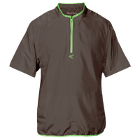 Easton M5 Short Sleeve Cage Jacket - Men's - Grey / Light Green