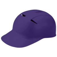 Easton CCX Grip Catcher/Coach Skull Cap - Purple / Purple