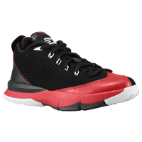 Jordan CP3.VII - Boys' Grade School - Chris Paul - Black / Red