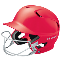 Easton Z5 Solid Junior Batting Helmet - Youth - Red / Red