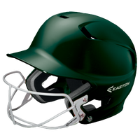 Easton Z5 Solid Junior Batting Helmet - Youth - Dark Green / Dark Green