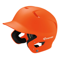 Easton Z5 Grip Junior Batting Helmet - Orange / Orange