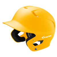 Easton Z5 Grip Junior Batting Helmet - Gold / Gold