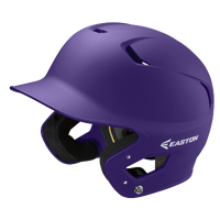Easton Z5 Grip Junior Batting Helmet - Purple / Purple