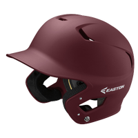 Easton Z5 Grip Junior Batting Helmet - Maroon / Maroon