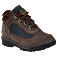 Timberland Field Boots - Boys' Grade School - Brown / Black