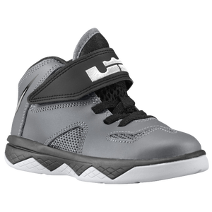 Nike Soldier VII - Boys' Toddler - Dark Grey/Wolf Grey/Black