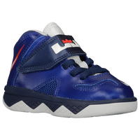 Nike Soldier VII - Boys' Toddler - Lebron James - Blue / Navy