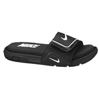 Nike Comfort Slide 2 - Boys' Preschool - Black / White