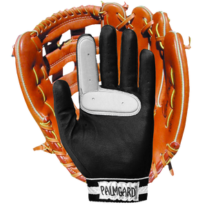 Palmgard Pro Fielder's Protective Glove - Men's - Black