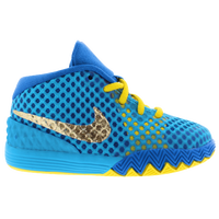 Nike Kyrie I - Boys' Toddler - Light Blue / Yellow