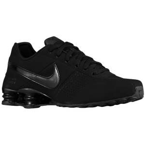 Nike Shox Deliver - Men's - Black/Black/Black