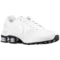 Nike Shox Deliver - Men's - White / Silver