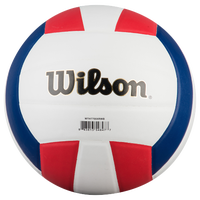 Wilson Team I-COR Game Volleyball - Red / White