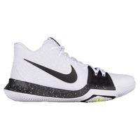 Nike Kyrie 3 - Men's -  Kyrie Irving - White / Black