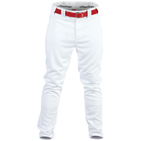 Rawlings Ace Relaxed Fit Pant - Men's - All White / White
