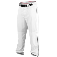 Rawlings Ace Relaxed Fit Piped Pant - Men's - White / Black