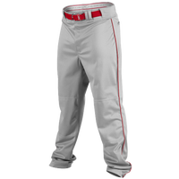 Rawlings Ace Relaxed Fit Piped Pants - Men's - Grey / Red