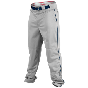 Rawlings Ace Relaxed Fit Piped Pants - Men's - Blue Grey/Navy