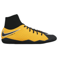 Nike HypervenomX Phelon III Dynamic Fit IC - Men's - Gold / Black