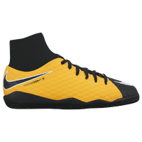Nike HypervenomX Phelon III Dynamic Fit TF - Boys' Grade School - Gold / Black