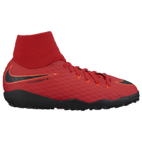 Nike HypervenomX Phelon III Dynamic Fit TF - Boys' Grade School - Red / Black