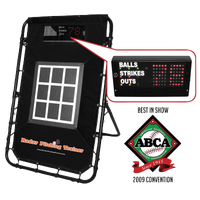 J-BIZ Radar Pitching Screen Trainer