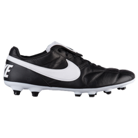 Nike The Premier II FG - Men's - Black / White