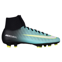 Nike Mercurial Victory VI Dynamic Fit FG - Women's - Aqua / White