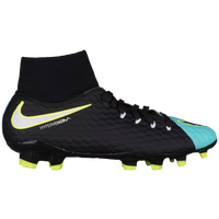 Nike Hypervenom Phelon III Dynamic Fit FG - Women's - Aqua / White