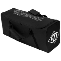 Diamond Team Large Equipment Bag - Black / White