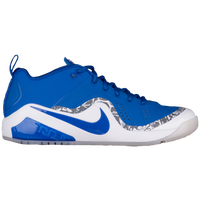 Nike Force Zoom Trout 4 Turf - Men's -  Mike Trout - Blue / White