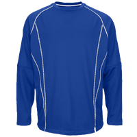 Majestic Practice Pullover - Men's - Blue / White