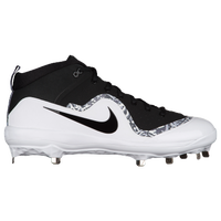 Nike Air Trout 4 Pro - Men's -  Mike Trout - Black / White