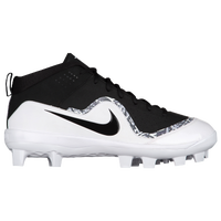 Nike Force Trout 4 Pro MCS - Men's -  Mike Trout - Black / White