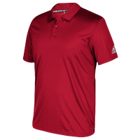 adidas Team Grind Polo - Men's - Red / Red