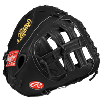 Rawlings Heart of the Hide First Base Mitt - Men's - Black / Red