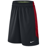 Nike Layup 2.0 Shorts - Men's - Black / Red