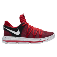 Nike KD 10 - Boys' Preschool -  Kevin Durant - Red / Black