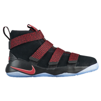 Nike LeBron Soldier 11 - Boys' Preschool -  Lebron James - Black / Red