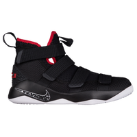 Nike LeBron Soldier 11 - Boys' Grade School -  Lebron James - Black / White