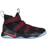 Nike LeBron Soldier 11 - Boys' Grade School -  Lebron James - Black / Red