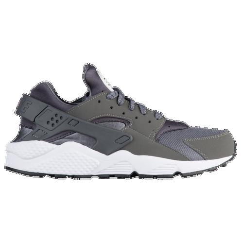 590feab42c69 Nike Air Huarache - Men s - Grey   White ...