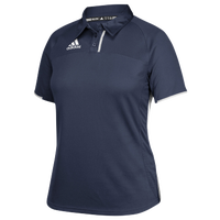 adidas Team Utility Polo - Women's - Navy / White