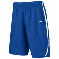 Nike Team Possession Hyper Elite Shorts - Women's - Blue / White