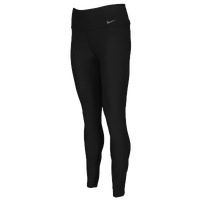 Nike Legend 2.0 Tight Fit Poly Pants - Women's - All Black / Black