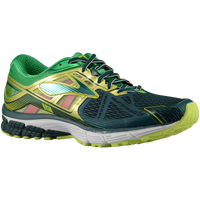 Brooks Ravenna 6 - Men's - Dark Green / Light Green