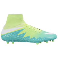 Nike Hypervenom Phantom 2 FG - Women's - Light Green / White